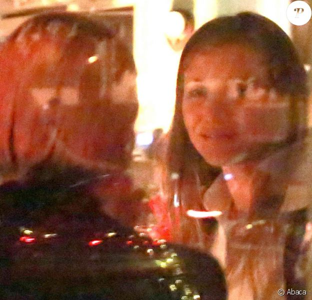 Benji et Joel Madden ont célébré leur 36eme anniversaire avec leur femmes Cameron Diaz et Nicole Richie au restaurant Giorgio Baldi à Santa Monica. Cameron et Nicole étaient plongées dans une conversation sérieuse tandis que les frères jumeaux profitaient de leurs plats italiens, le 11 mars 2015