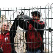 Yannick Noah et ses 'complices' en prison : Ils coupent les barbelés...