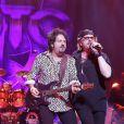 Steve Lukather, Joe Williams et Toto en concert à Lille en juin 2013