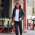 """Ryan Gosling est allé prendre le petit déjeuner chez """"Little Dom"""" à Los Feliz, le 27 février 2015."""