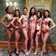 Ariana Miyamoto a été élue Miss Japon 2015 le 12 mars dernier et elle a ajouté une photo à son compte Facebook Officiel le 13 mars 2015.