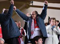 Prince Albert II de Monaco : Premier supporter de l'ASM, il explose de joie !