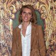 Sylvie Tellier assiste à l'avant-première du film  Cendrillon  au Grand Rex à Paris le 22 mars 2015.