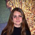 Danaé (de la chaîne YouTube Danaé Makeup) assiste à l'avant-première du film  Cendrillon  au Grand Rex à Paris le 22 mars 2015.