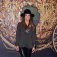 Capucine Anav assiste à l'avant-première du film  Cendrillon  au Grand Rex à Paris le 22 mars 2015.