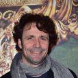 Christophe Carrière de  Touche pas à mon poste  assiste à l'avant-première du film  Cendrillon  au Grand Rex à Paris le 22 mars 2015.