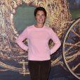 Alessandra Sublet assiste à l'avant-première du film  Cendrillon  au Grand Rex à Paris le 22 mars 2015.