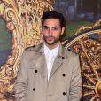 Alban Bartoli assiste à l'avant-première du film  Cendrillon  au Grand Rex à Paris le 22 mars 2015.
