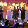 """Johanna Nizard et Emmanuelle Bach dans l'épisode final de la saison 5 de Clem """"Ça y est je marie ma fille"""", le lundi 30 mars 2015 sur TF1"""