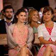 """Joyce Bibring et Marie Arnaudy dans l'épisode final de la saison 5 de Clem """"Ça y est je marie ma fille"""", le lundi 30 mars 2015 sur TF1"""