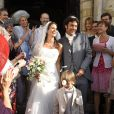"""Mariage de Clem dans l'épisode final de la saison 5 de Clem """"Ça y est je marie ma fille"""", le lundi 30 mars 2015 sur TF1"""