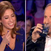 Fabrice Luchini : Chaud avec Léa Salamé, son souvenir fou avec Marlène Jobert