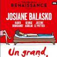La pièce  Un grand moment de solitude  au théâtre de la Renaissance à partir du 6 avril 2015
