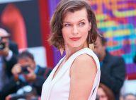 Milla Jovovich a accouché : Le sexe et le prénom du bébé déjà révélés !