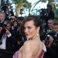 Milla Jovovich à Cannes, le 23 mai 2012.
