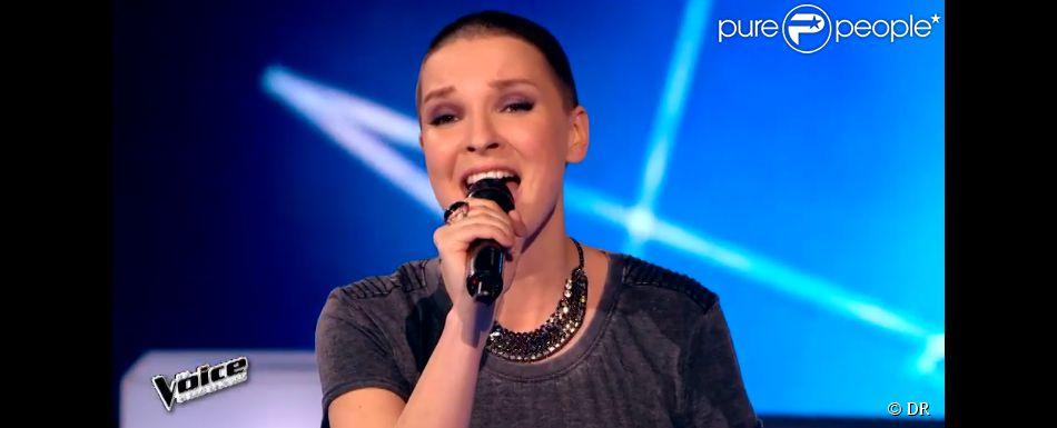 Battle entre Anne Sila et Pompom Pidou le samedi 14 mars, sur TF1 dans The Voice 4