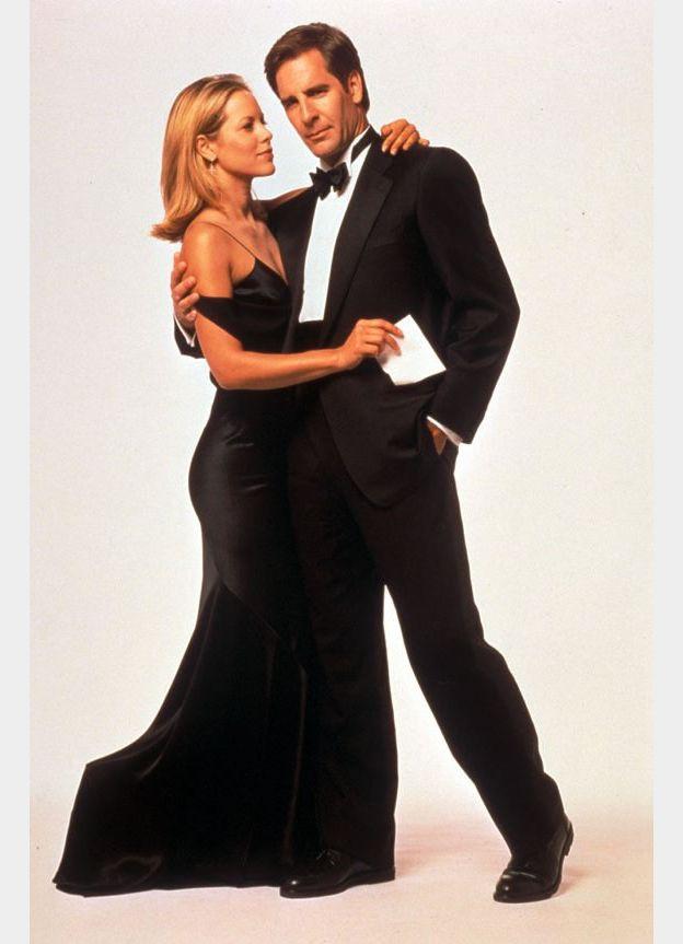 La pochette de la série Mr & Mrs Smith.