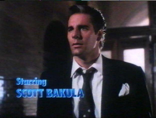 Scott Bakula dans le générique de Code Quantum.