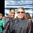 Kelly Rowland et Oberto Cavalli