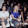 Solange Knowles au défilé Emporio Armani