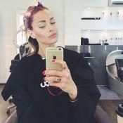 Caroline Receveur: Elle ose une nouvelle couleur de cheveux, ses fans dubitatifs