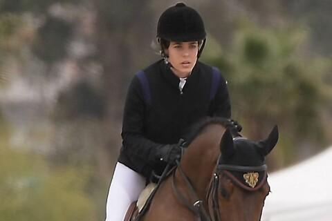 Charlotte Casiraghi : Eblouissante cavalière, elle rivalise avec les plus grands
