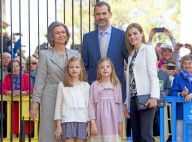 Letizia et Felipe VI d'Espagne: Leonor et Sofia adorables à Majorque pour Pâques
