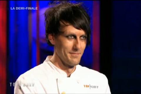 Top Chef 2015 - Élimination d'Olivier : ''Assiette hors sujet'' et explications