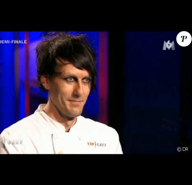 Olivier éliminé dans Top Chef 2015, le lundi 6 avril 2015, sur M6