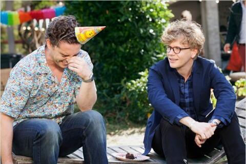 Alex Lutz plaque tout dans ''Le Talent de mes amis'' avec Audrey Lamy