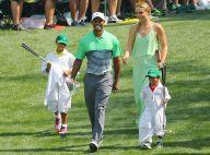 Tigers Woods : Papa heureux avec ses adorables bambins au côté de Lindsey Vonn