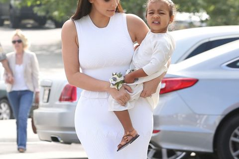 Look de la semaine : Kim Kardashian affronte sa petite soeur Kendall Jenner