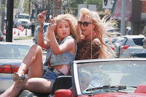 Britney Spears et Iggy Azalea : Deux panthères séduisantes et déjantées !