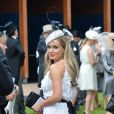 "Katherine Jenkins au ""Investec Derby"" 2014 à Epsom, Surrey, Angleterre, le 8 juin 2014"