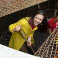 La princesse Viktoria de Bourbon-Parme, épouse du prince Jaime, a récupéré le 13 avril 2015 les pièces au fond de la fontaine à souhaits du parc d'attractions Efteling, à Kaatsheuvel, pour le compte de Save the Children Pays-Bas, dont elle est la marraine.