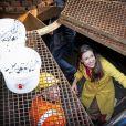La princesse Viktoria de Bourbon-Parme, épouse du prince Jaime, a récupéré le 13 avril 2015 les pièces de la fontaine à souhaits du parc d'attractions Efteling, à Kaatsheuvel, pour le compte de Save the Children Pays-Bas, dont elle est la marraine.