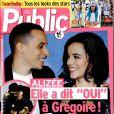 Magazine Public en kiosques le 17 avril 2015.