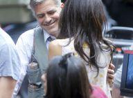 George Clooney et Amal : Glamour et complices devant la belle Julia Roberts