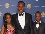 Didier Drogba : Papa généreux et chic avec ses enfants et les stars du foot