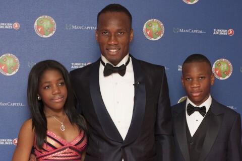 Didier Droga : Papa généreux et chic avec ses enfants et les stars du foot