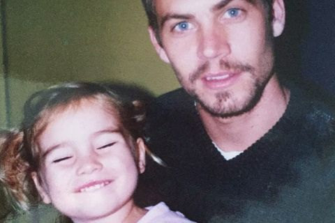 Paul Walker : Sa fille Meadow se souvient des moments heureux en photos...