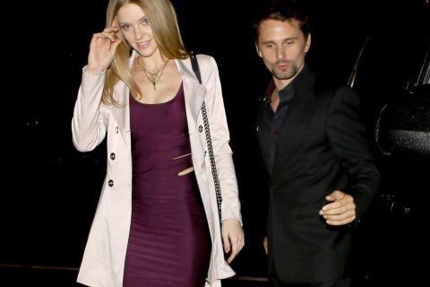 Matthew Bellamy et Elle Evans (Blurred Lines) en couple ?