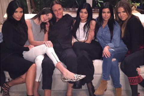 Bruce Jenner, sa transformation : Kim, Kendall, Lady Gaga... Avalanche de soutiens