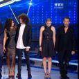 Lilian grand gagnant de The Voice 4, le 25 avril 2015, sur TF1