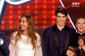 Gagnant de The Voice 4 : Lilian Renaud sacré grand vainqueur, Zazie si fière