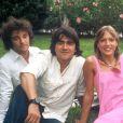 Richard Dewitte, Serge Koolenn, Joëlle Mogensen, Lionel Gaillardin et Jean-Louis Dronne de Il était une fois à Saint-Tropez en 1976.