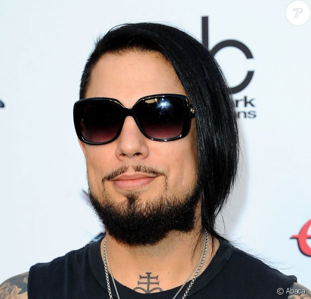 Dave Navarro à Los Angeles, le 23 avril 2014.