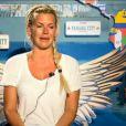 Amélie Neten quitte l'aventure dans  Les Anges 7 , le lundi 20 avril 2015, sur NRJ12