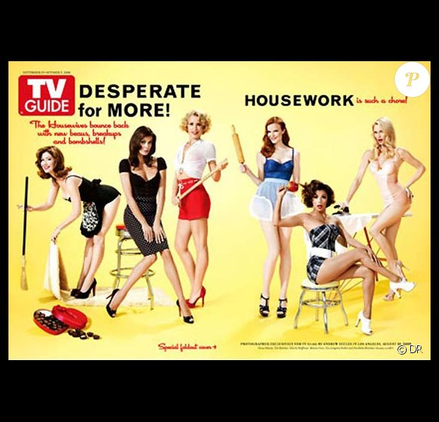 Les Desperate Housewives are back !