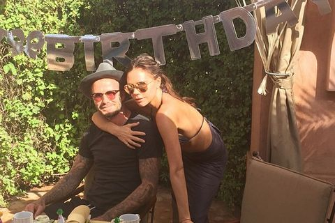 David Beckham a 40 ans : 'Gâté' par Victoria pour un séjour de rêve à Marrakech
